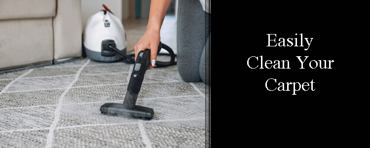 Easily Clean your Carpet